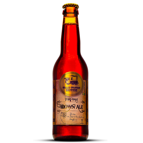 Third RAle – Brown Ale